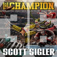 Episode 36 of this free serial audiobook is up at http://scottsigler.com/podcast/the-champion-episode-36/. EPISODE SPONSOR: Our Stamps-dot-com free trial page at http://scottsigler.com/stamps gets you a free trial of this must-have small business service.