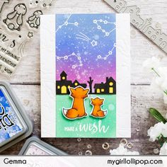 Embossing with Upon a Star – mygirllollipop