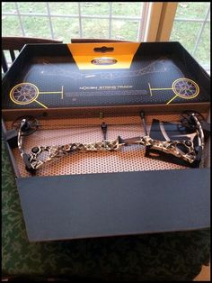 Mathews No Cam HTR compound bow - Pat Lefemine's MOBILE embedded Photo