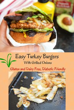easy turkey burgers are a great weeknight meal i lost 8 sizes and