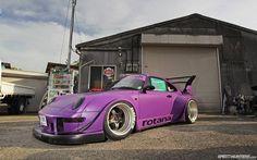 Purple Porsche | Purple Porsche