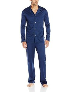 Derek Rose Men's Cotton Jersey Classic Pajama Set
