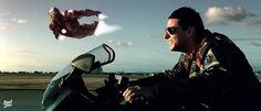 Tanto Top Gun... Iron Man