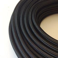 Textilkabel Le textilkabel stoffkabel silber 3 adrig gedreht büro to do