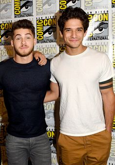 Teen Wolf Cody Christian And Tyler Posey Jerking