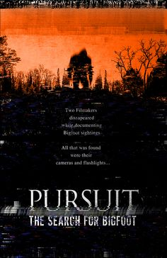 Pursuit For Bigfoot - New Finding Bigfoot Movie
