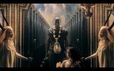 "Marco Brambilla + Kanye West = ""Power"" music video"