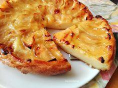 ▷Fabulosa receta de como hacer una tarta de manzana fácil y rápida del mundo, con un resultado espectacular. Ideal para preparar en cualquier ocasión.