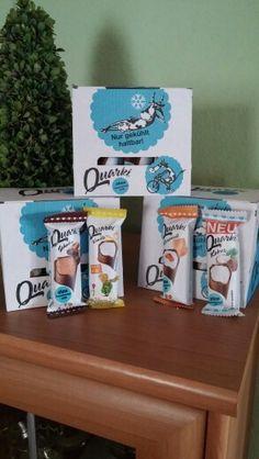 Ein neues Produkttest.. Von Quarki.. Bericht auf meinem Blog http://www.utasstuebchen.jimdo.com