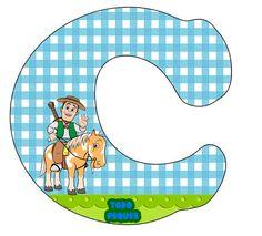 Letras La Granja de Zenon Abecedario para descargar gratis | Todo Peques Alphabet Templates, Kids Rugs, Party, Pictures, Erika, 21st, Classroom, Letters, Shower Baby