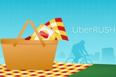 Lay's, Uber Launch Urban Picnic Delivery Service | PSFK