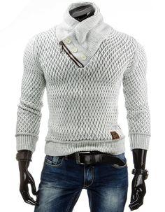 Sweter męski (wx0568) - Dstreet.pl