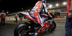 Octo Pramac Yakhnich MotoGP: Петруччи вернулся, Скотт на 10 месте в FP1 в Катаре.   GP RACING