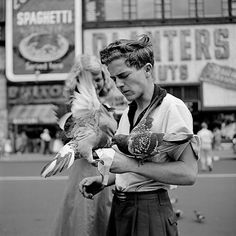 These photographs by Vivian Maier are beautiful! a must see