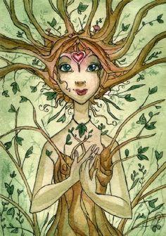 QS Venus Dryad by RODRIGUE, ANNIE
