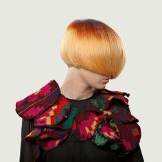 #fasonsalon #blondehair #avangard #haircolor