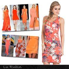 Tons intensos e vibrantes marcaram as passarelas de diversas grifes para o verão 2014 e, um deles, foi o laranja. Nossa dica é investir nas nuances da cor!