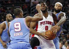 Sacramento Kings vs. Detroit Pistons - 1/10/17 NBA Pick, Odds, and Prediction