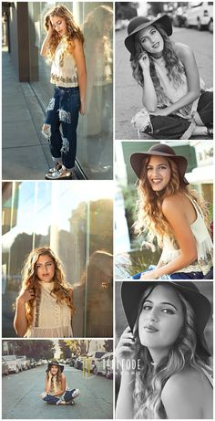 Senior Picture Ideas for Girls