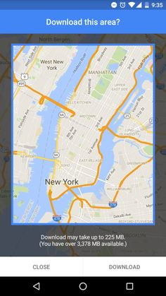 Guide #8: How to save offline maps in Google maps? - Frenzy ANDROID - games and aplications
