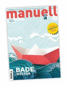 Magazin manuell Ausgabe Mai 2018 - Verlag manuell GmbH