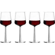 iittala essence red wine glasses - Google Search