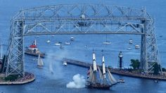 Duluth, MN- Tall ships festival 2013