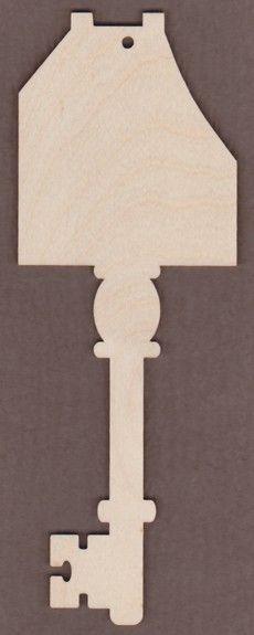 WT2701-Laser cut Decorative Key-Salt Box 1-Deb