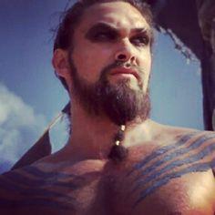 Khal Drogo (Jason Momoa), Juego de Tronos