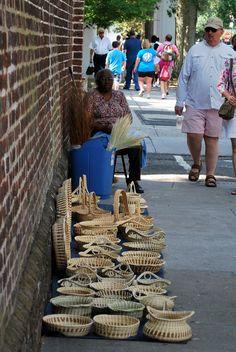 Gullah Baskets