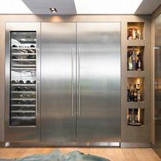 Interior inspiration Luxury Kitchens Home homedesign housedesign Inspiration interior styliste Luxury Kitchen Design, House Design, Home Decor Kitchen, Kitchen Remodel, House, Home Kitchens, Interior, Home Decor, Luxury Kitchens