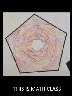 Great enrichment for secondary math class using fractals.