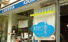 Kirikú y la bruja. Más que una librería, un lugar mágico.