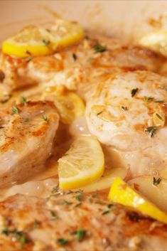 Creamy Lemon ChickenDelish