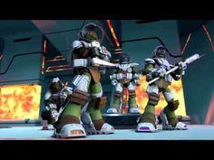 Teenage Mutant Ninja Turtles Nick Season 4 Trailer