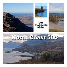 Road Tripping the North Coast 500? Here's all the hidden secrets that get's missed off the list!  Scotland.