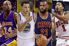 Ranking de los 15 jugadores de la NBA que más camisetas venden                                                                                                                                                                                 Más