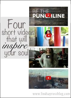 Four short videos that will motivate and inspire. Positive Quotes For Women, Quotes For Kids, Sunday Quotes Funny, Funny Quotes, Motivational Quotes, Funny Thoughts, Inspirational Thoughts, Life Quotes Love, Meaningful Life