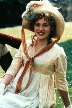 Good Fun for Austen fans... 20 Iconic Fashion Moments From Jane Austen Adaptations ... marianne hat