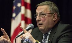 Maine Gov. Paul LePage Says People Of Color Are 'The Enemy'THEY ARE GEARING UP AGAINST BLACK PEOPLE