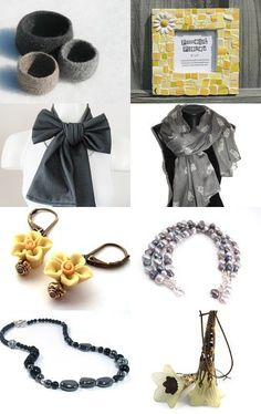 Minessota Spring - Etsy Treasury by Lise from Lotties Trinkets --Pinned with TreasuryPin.com