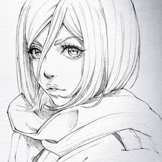 Pin by christopher casper on art anime art, art drawings, pencil art. Anime Drawings Sketches, Pencil Art Drawings, Anime Sketch, Manga Drawing, Manga Art, Cute Drawings, Drawing Faces, Anime Art, Pen Sketch