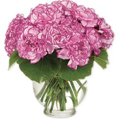 To leave a cute smile on your mom's face, send this beautiful #flower glass vase.