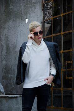European Men's Style #versace