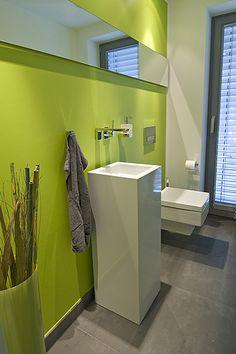 badezimmer modern einrichten abgehngte decke indirekte beleuchtung  BATHROOM  Pinterest