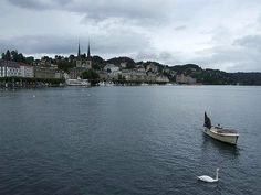 Lake Lucerne, Been there & it is Beautiful!!! I Love Switzerland!