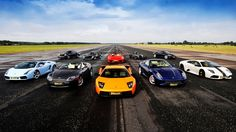 New Sports Cars Supercars HD Wallpaper