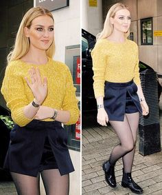 Honestly this is one of my top favorite outfits by Perrie :)