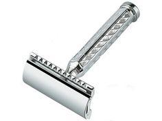 "Merkur ""1904"" Classic Safety Razor - $29.99  http://www.luxurybarber.com/merkur-1904-classic-safety-razor"