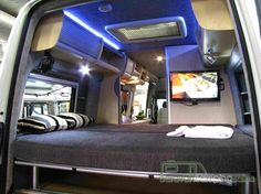 Image detail for -... by trakka motorhomes inside of another trakka sprinter conversion